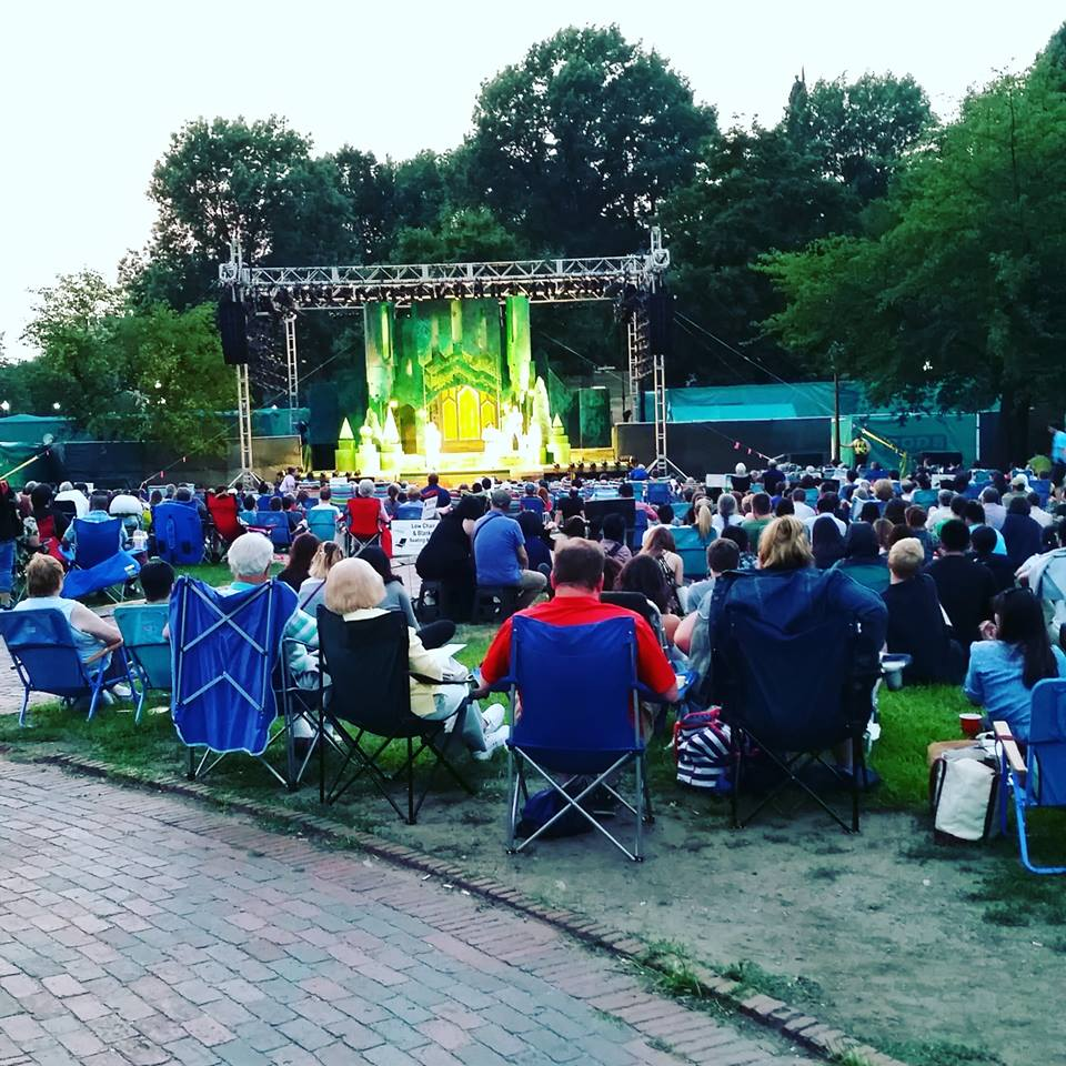 Shakespeare on the Commons