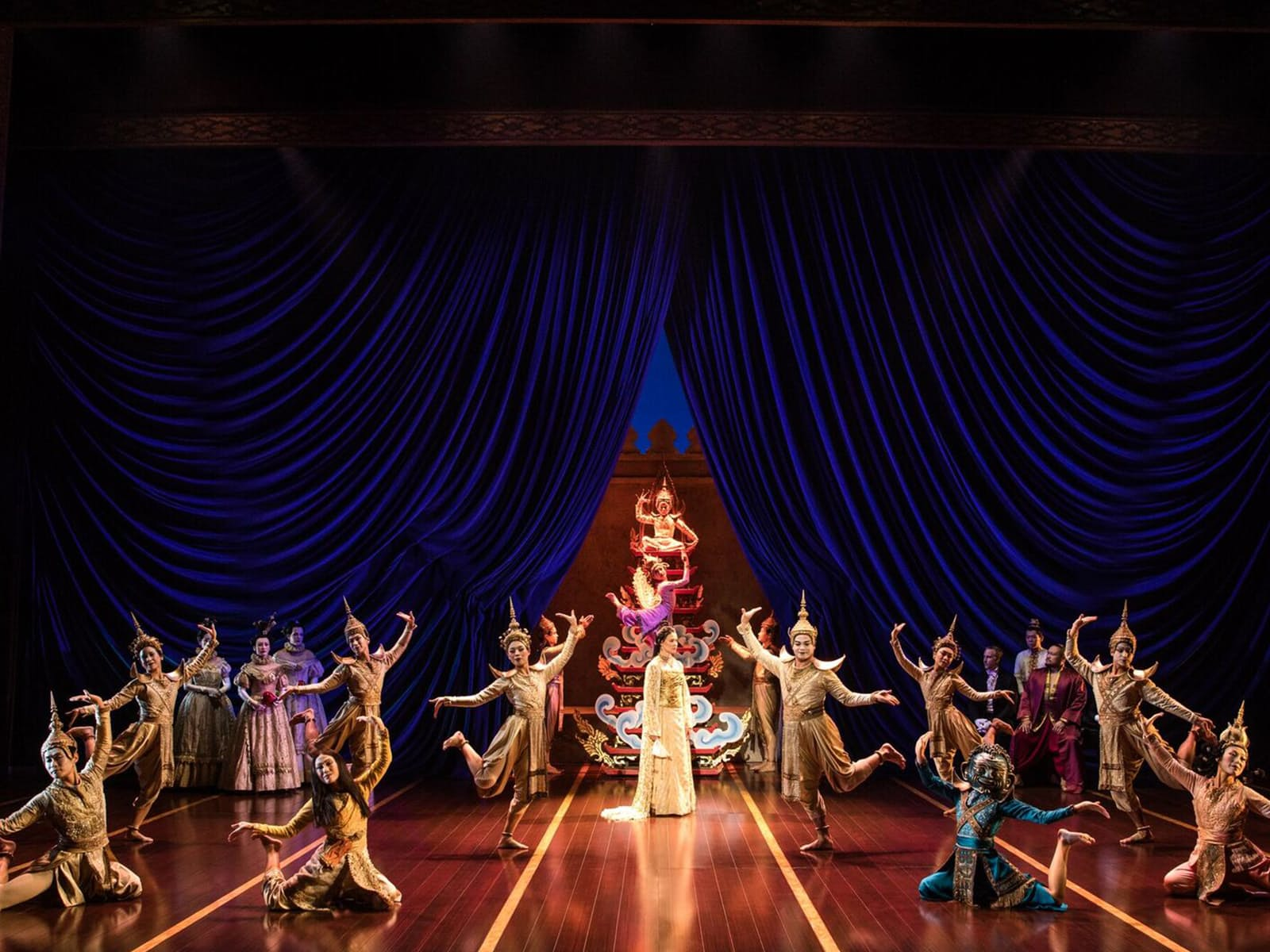The King and I at the Hollywood Pantages