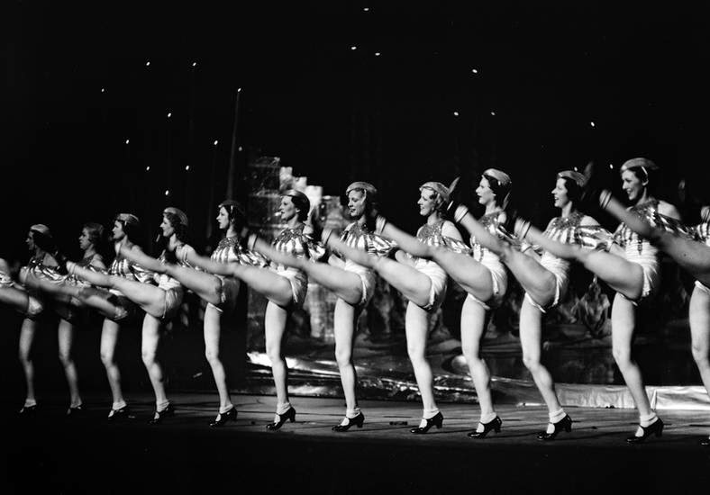 Photo Credit: The Rockettes