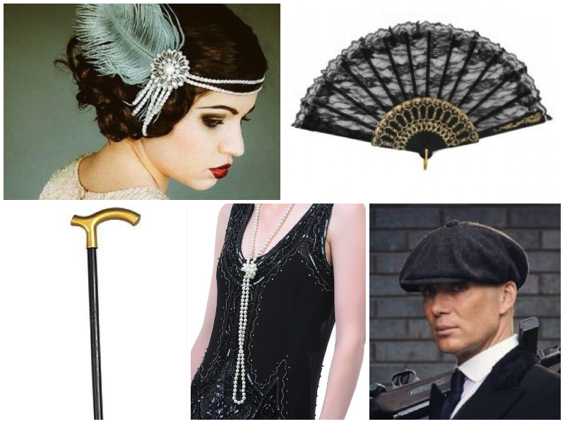 dae1416bc08a There are a few key 1920s accessories that can add an authentic flair to  any outfit. The right hat (newsboy