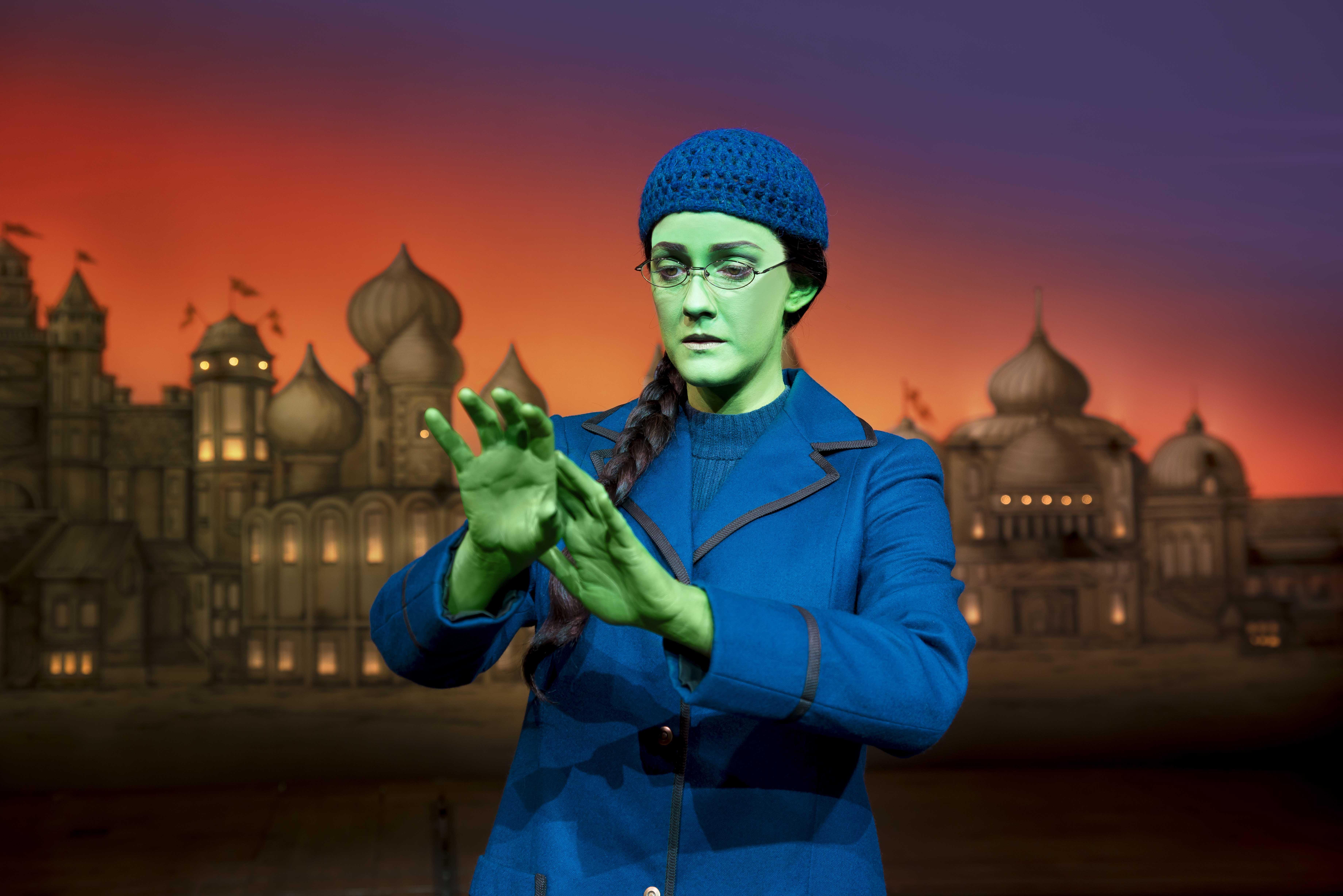 Elphaba Wicked London Theatre Tickets TodayTix