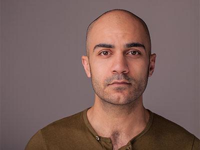 (c) Maboud Ebrahimzadeh