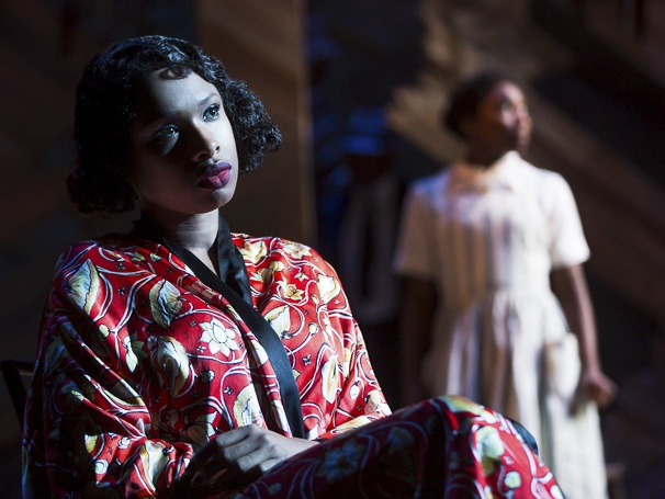 Jennifer Hudson in The Color Purple on Broadway by Matthew Murphy