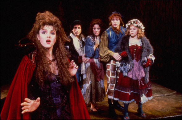 Photo Credit: Original Broadway Production of 'Into the Woods'