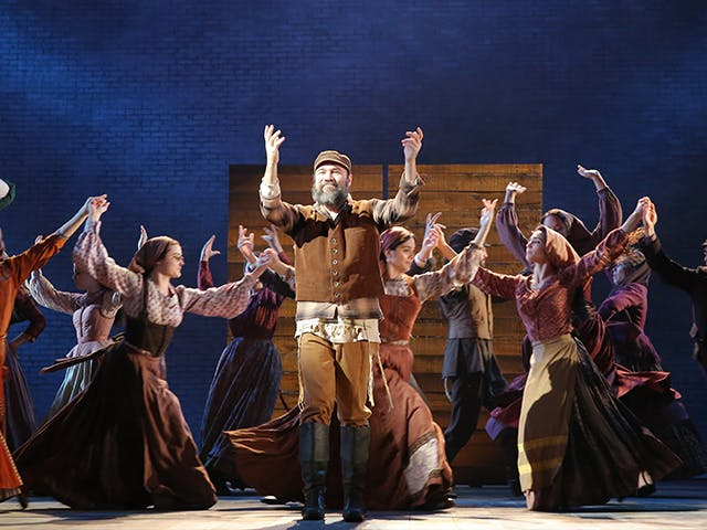Fiddler on the Roof on Broadway, Broadway Week 2016