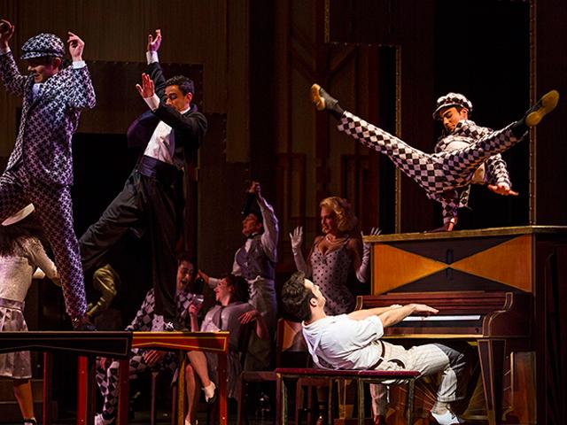 Cirque du Soleil Paramour on Broadway, Broadway Week 2016