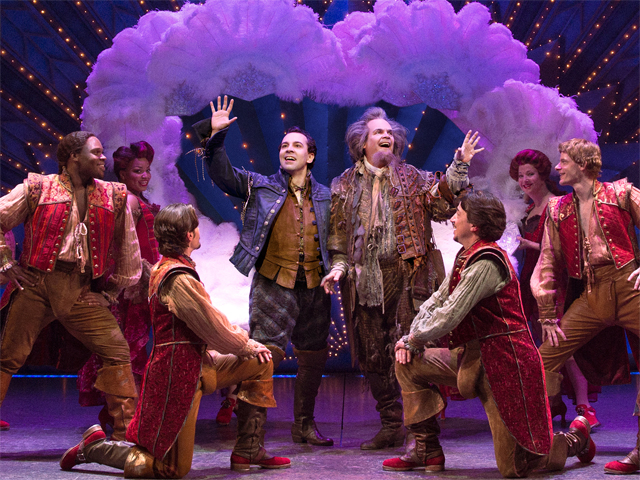 Something Rotten! on Broadway, Broadway Week 2016