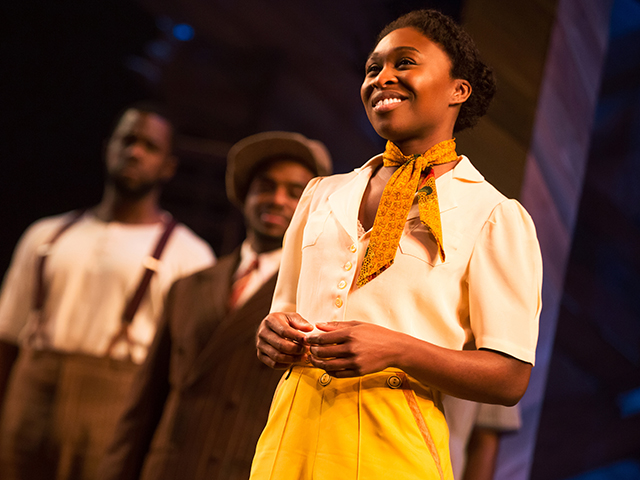 The Color Purple on Broadway, Broadway Week 2016
