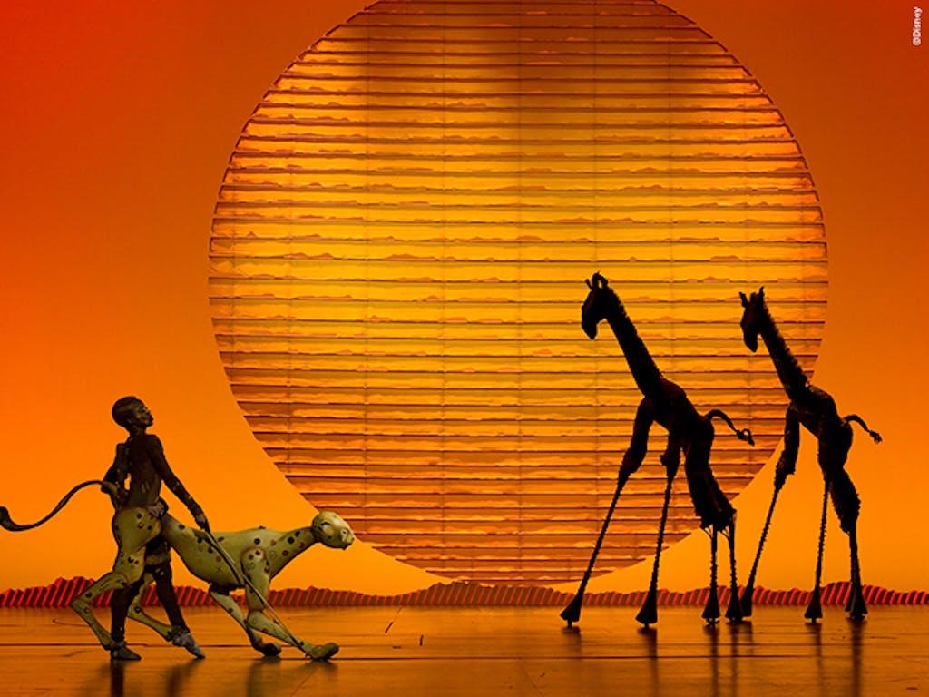 The Lion King on Broadway, Broadway Week 2016