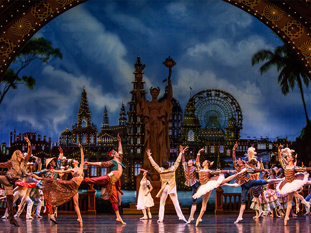 Christopher Wheeldons Nutcracker