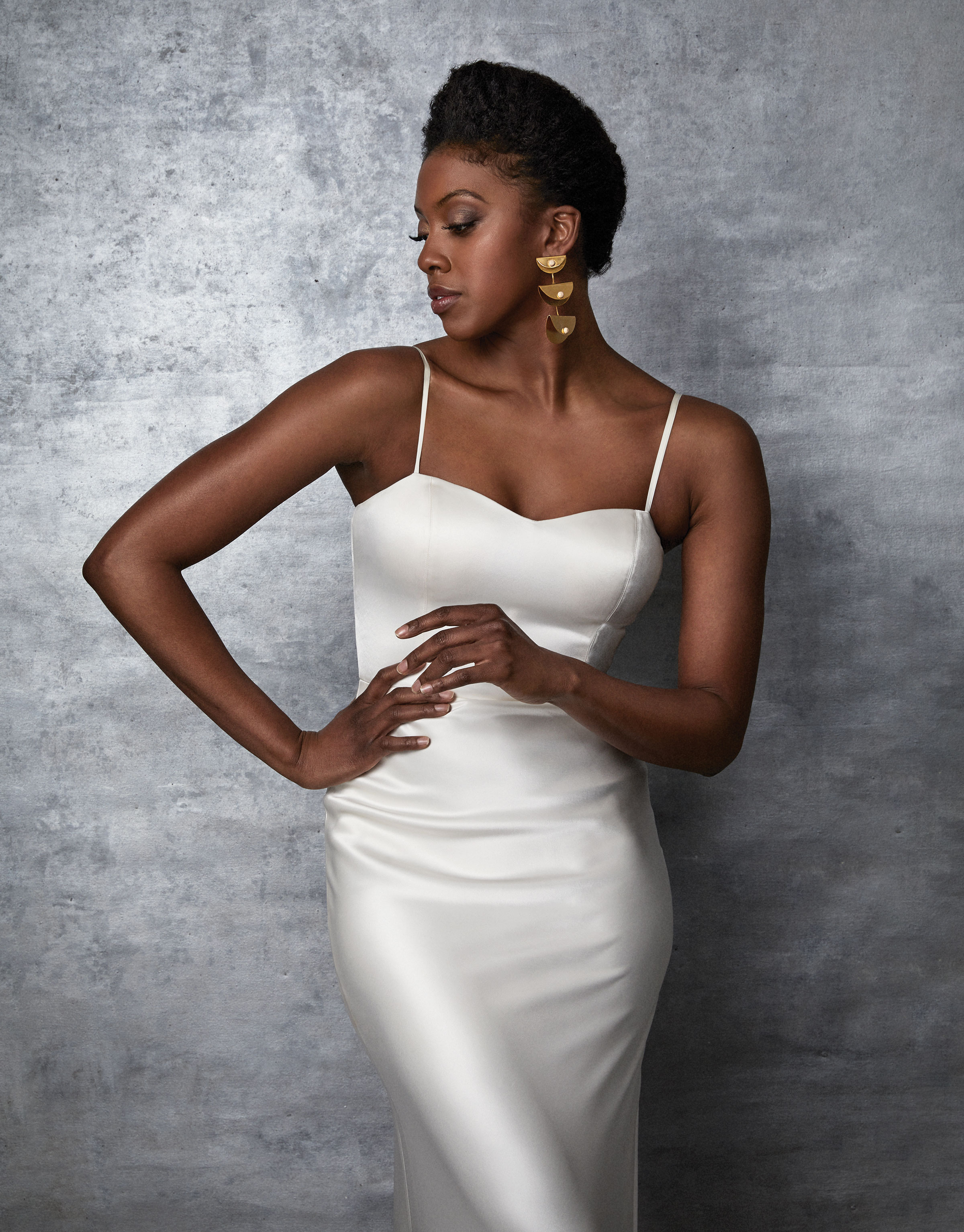 Condola Rashad full body