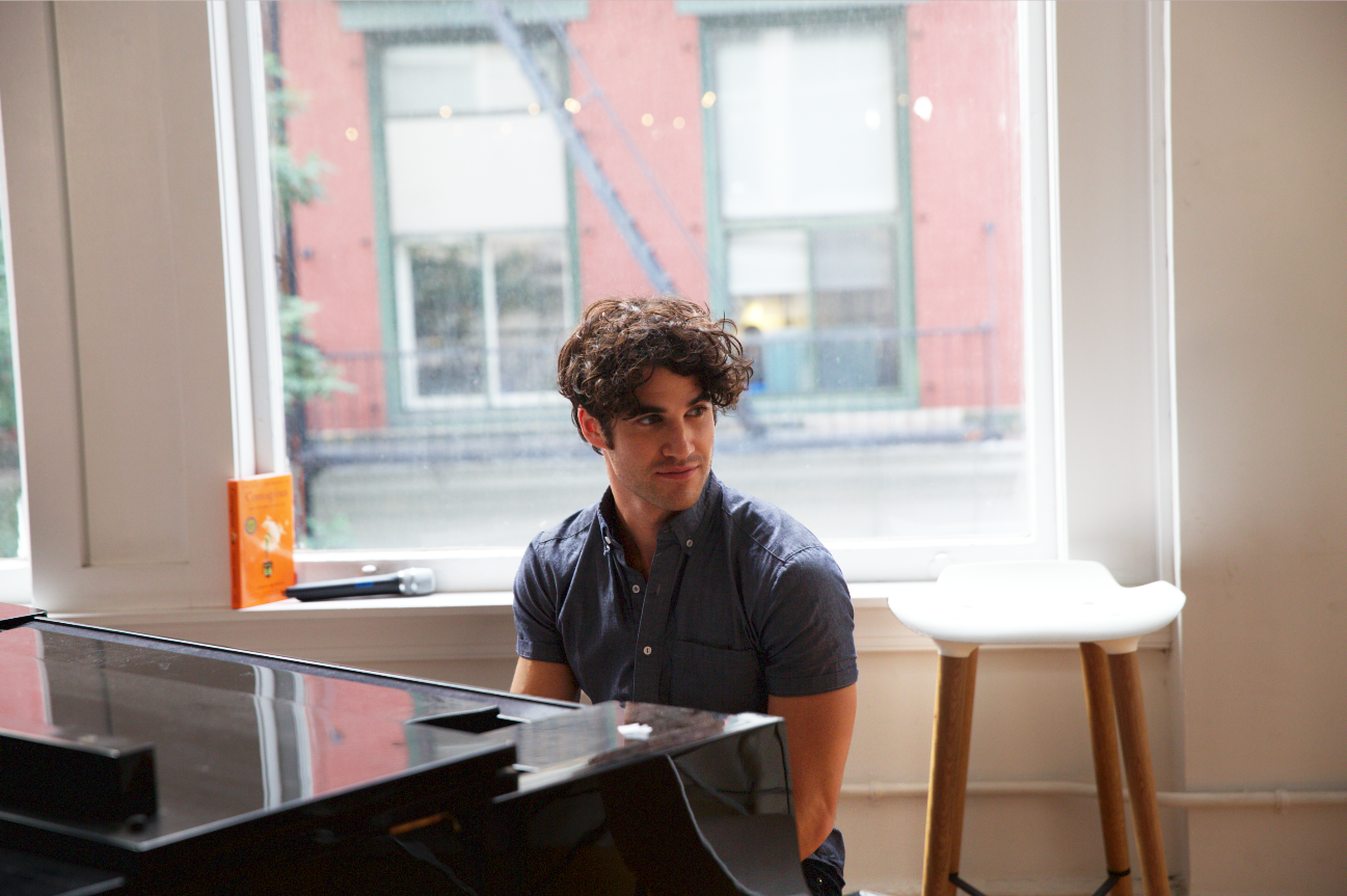 A Pop-up Piano Bar with Darren Criss presented by Elsie Fest and TodayTix