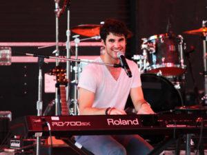 Darren Criss at Piano