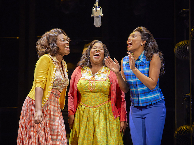 Photo Credit: Sonja Friedman Productions/Dreamgirls _R016138