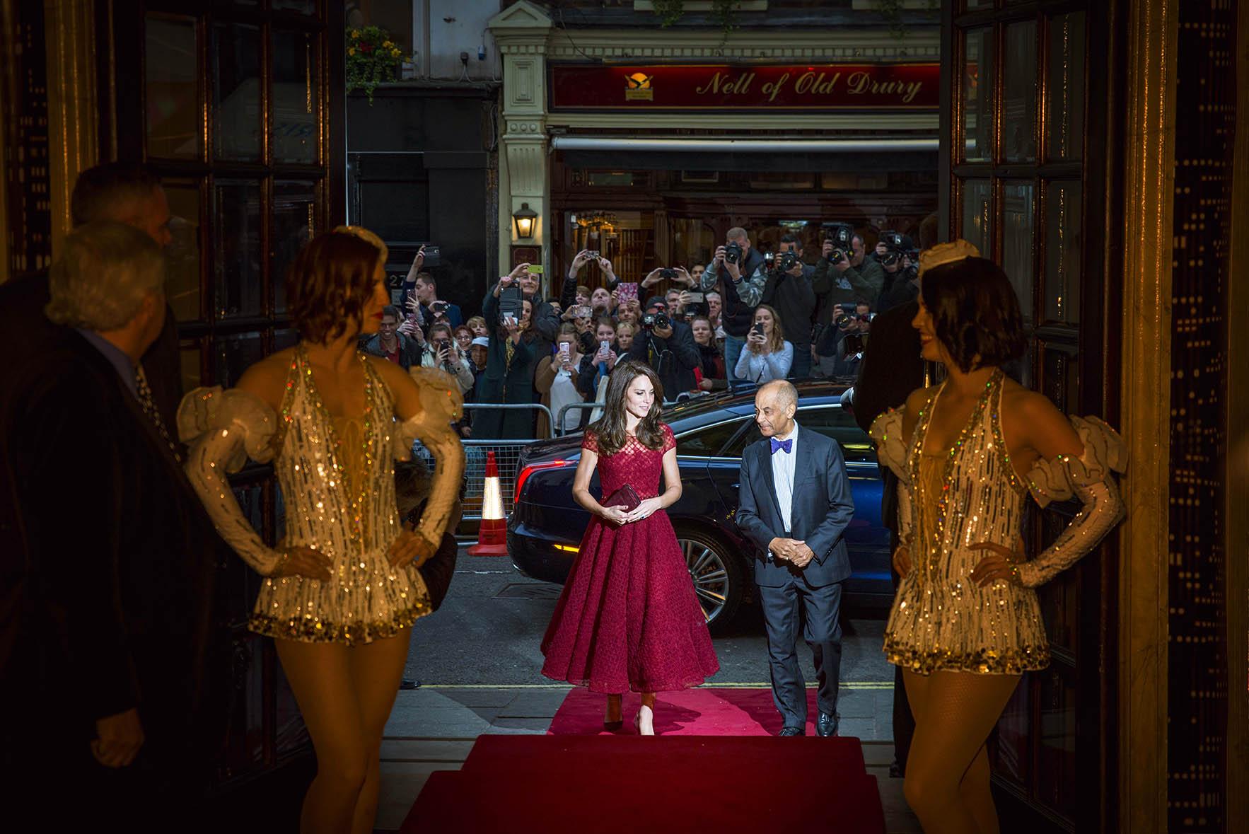 Kate Middleton 42nd Street TodayTix