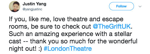 Grift-theatre-london-todaytix-twitter1