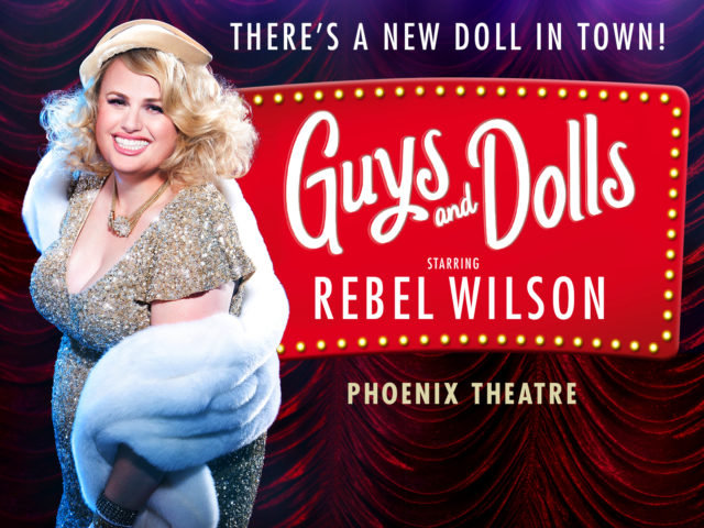 Guys and dolls image featuring Rebel Wilson