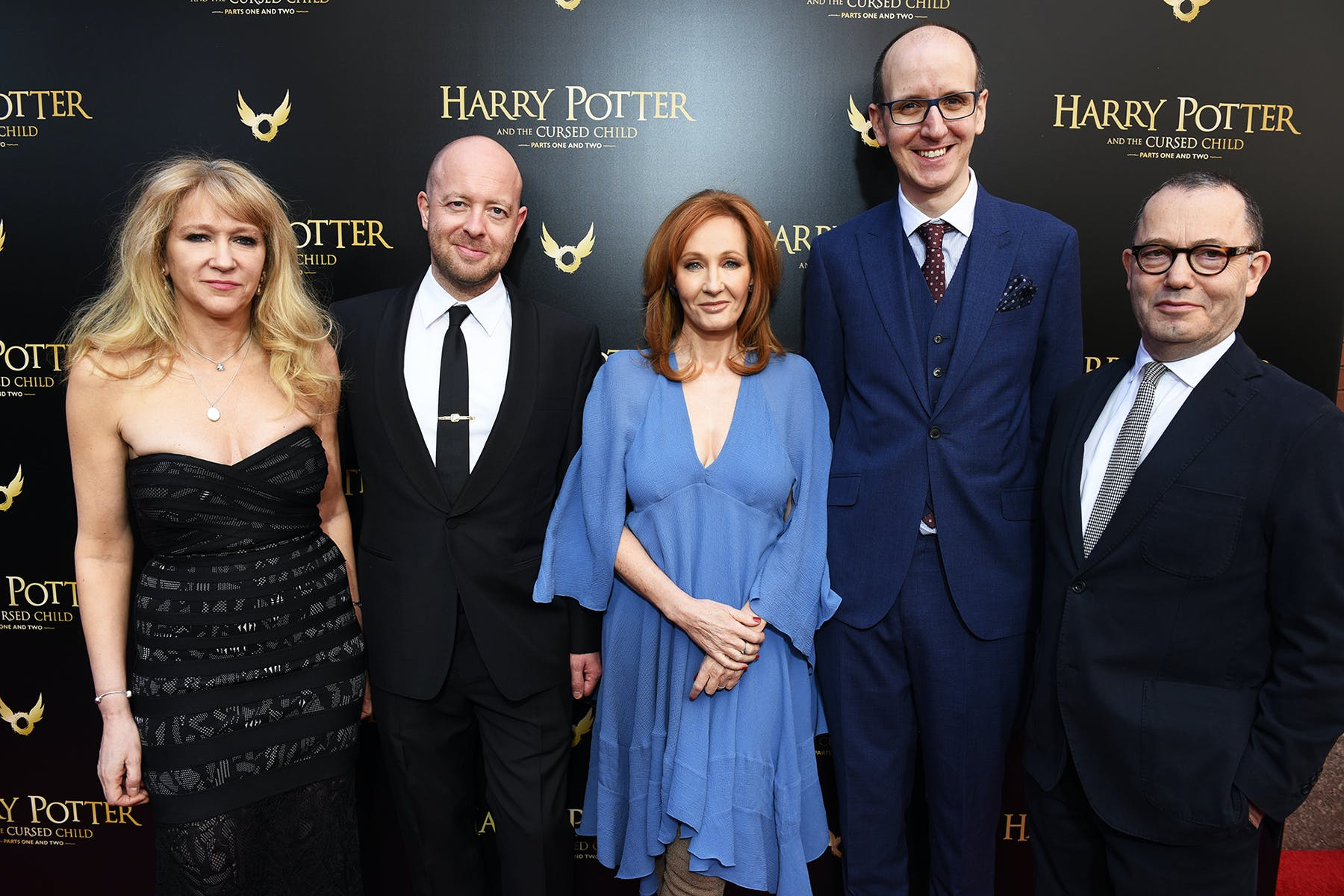 Harry Potter and the Cursed Child' Opens on Broadway