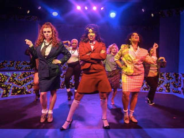 Heathers: the Musical Production Image