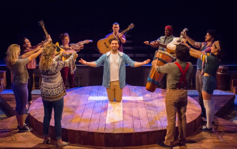 (c) The Eagle Theatre