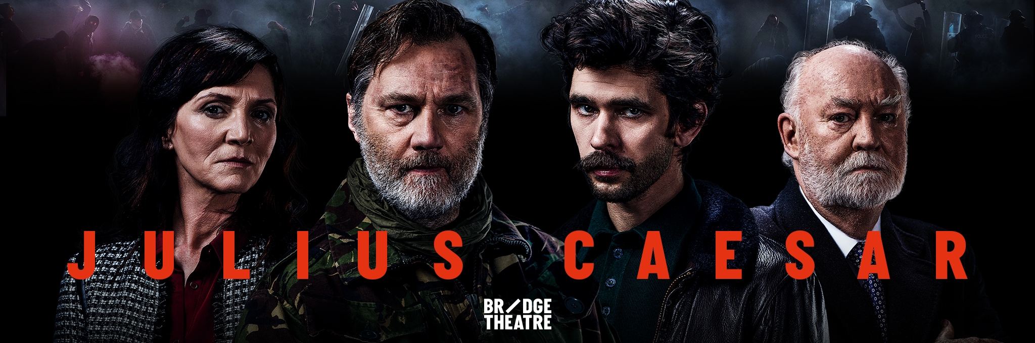Julious-Caesar-bridge-london-theatre-todaytix