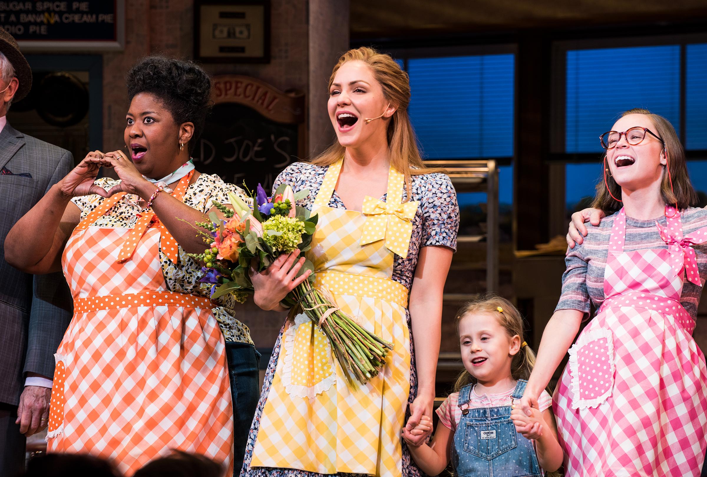 Opening Up Katharine Mcphee Makes Her Broadway Debut In Waitress Todaytix Insider