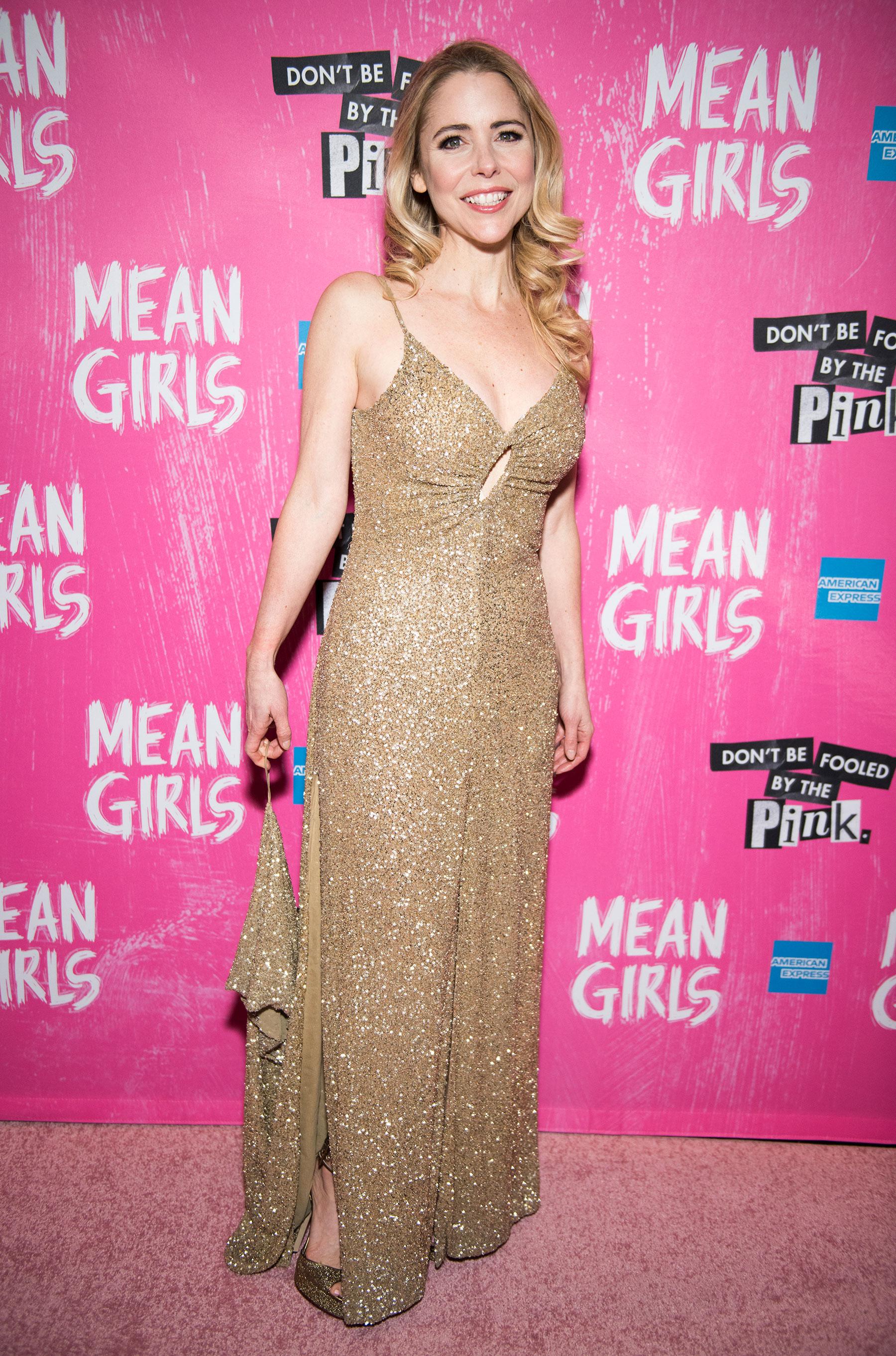 So Fetch! 'Mean Girls' Celebrates Opening Night on Broadway