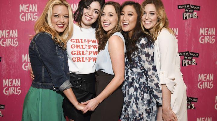 Meet the cast of mean girls on broadway todaytix insider m4hsunfo