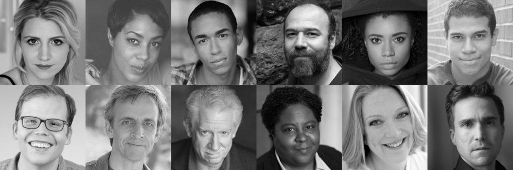 A Midsummer Night's Dream Cast Headshots