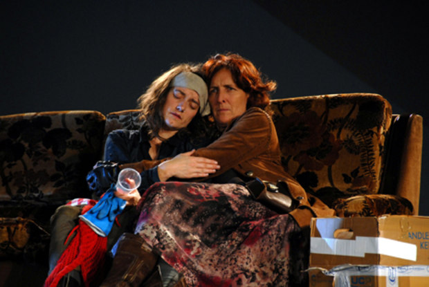 Photo Credit: Mother Courage/National Theatre