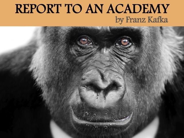 Report to an Academy