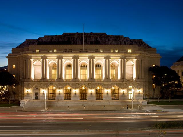 Photo Credit: San Francisco War Memorial and Performing Arts Center