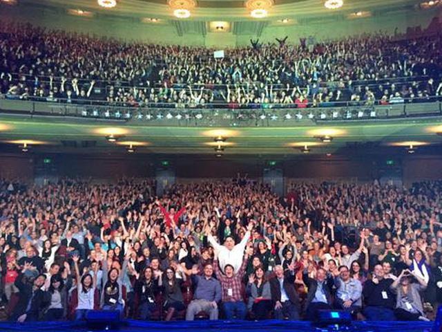 SHN Golden Gate Theatre Insider
