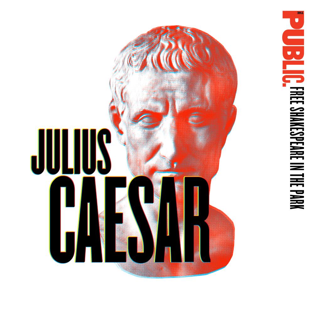Poster for Julius Caesar