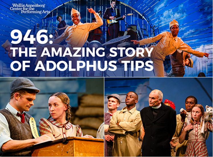 946: The Amazing Story of Adolphus Tips