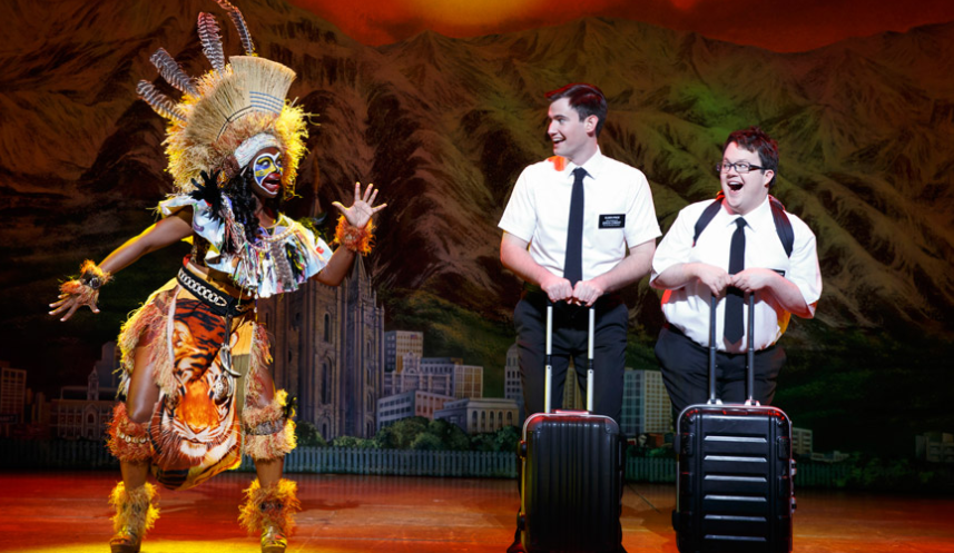 Photo Credit: Book of Mormon, 2nd National Tour