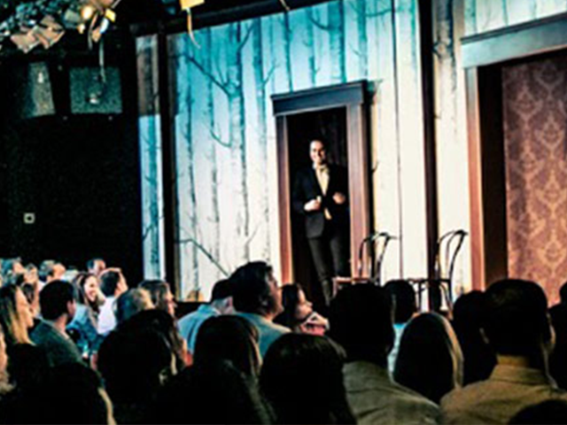 The Second City Chicago Mainstage