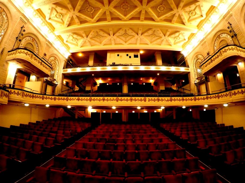 The Studebaker Theater