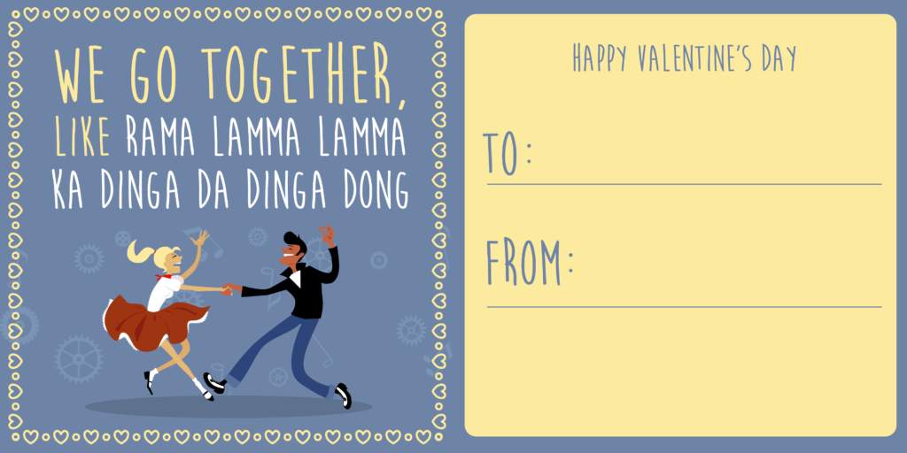 Together - Card