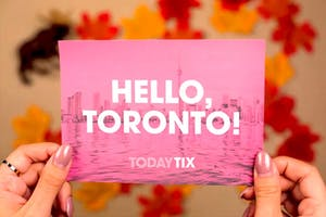 How to Buy Discounted Theater Tickets in Toronto | TodayTix