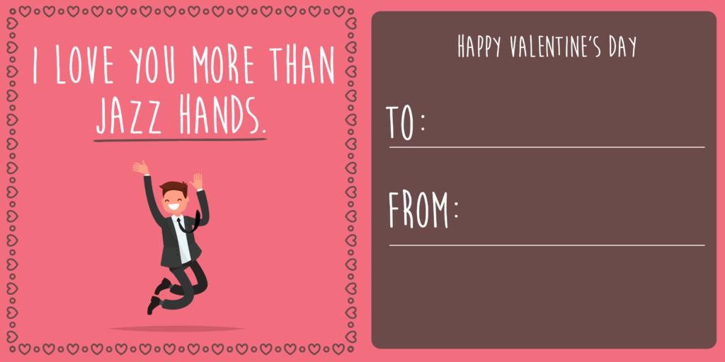 V-Day - Card