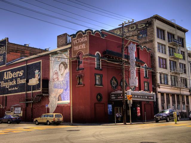 Victoria Theatre Insider