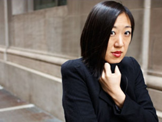 Playwright Young Jean Lee