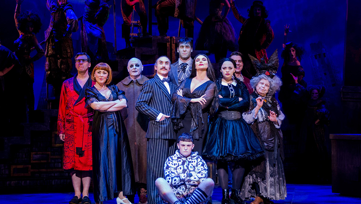 the addams family download