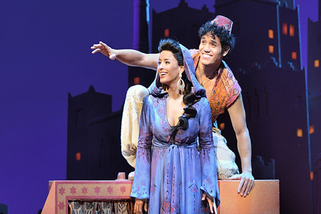 Show Guide Everything You Need To Know About Aladdin The Musical Todaytix Insider