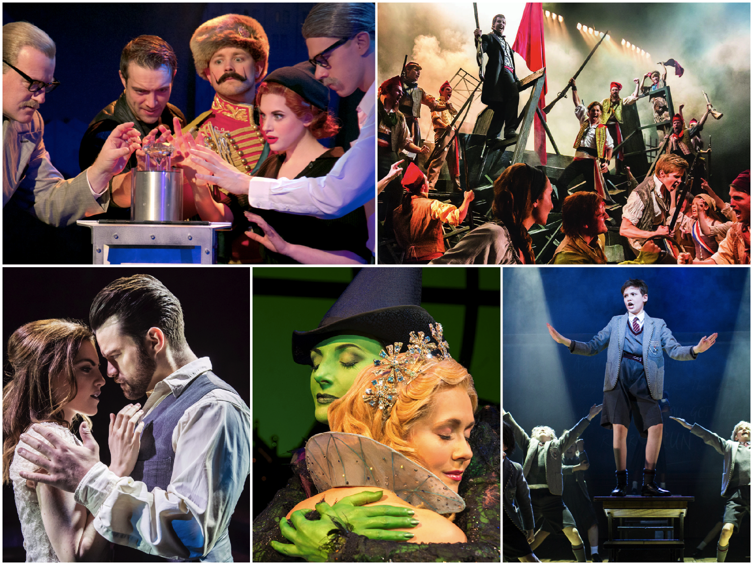 bank holiday theatre shows todaytix