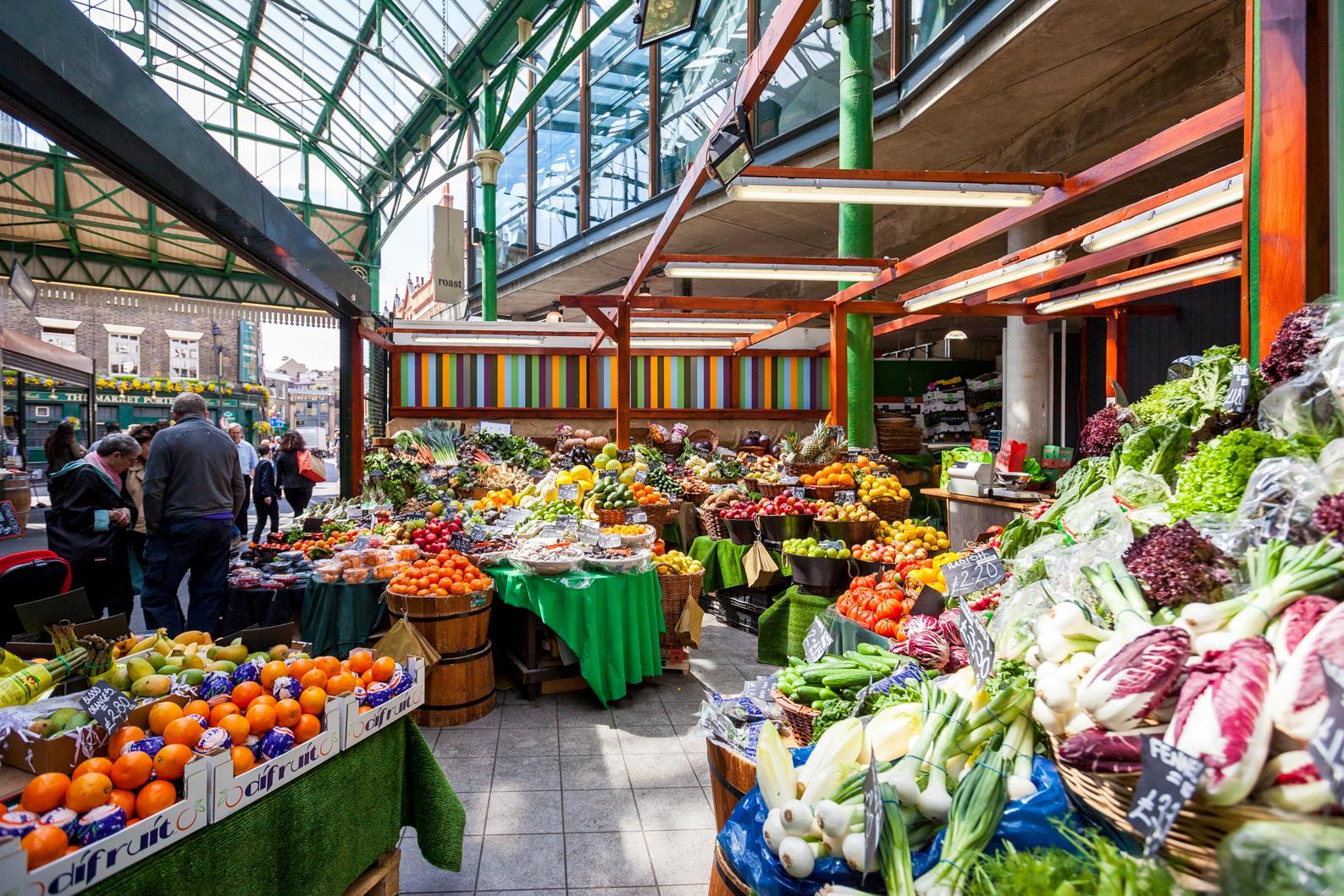 Photo Credit: Borough Market
