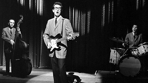7c765145c9 While Buddy Holly s career only lasted 18 months before his tragic and  untimely death