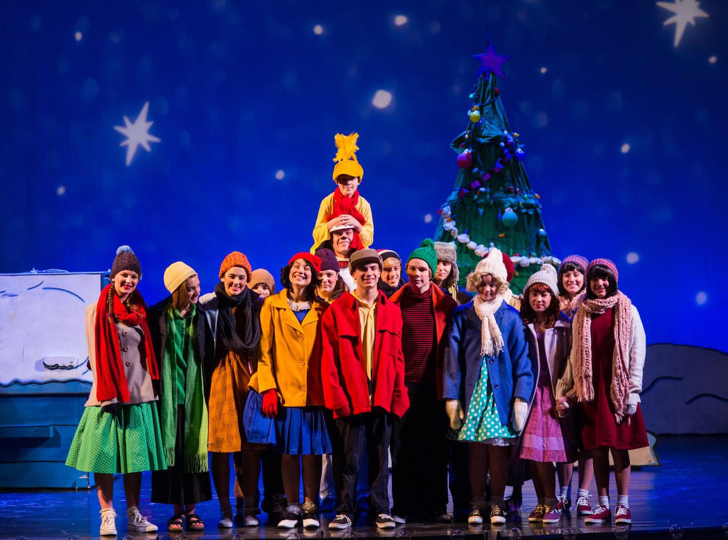 Photo Credit: Boston Children's Theatre