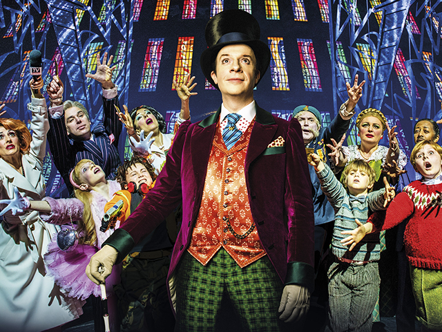 Photo Credit: Charlie and the Chocolate Factory